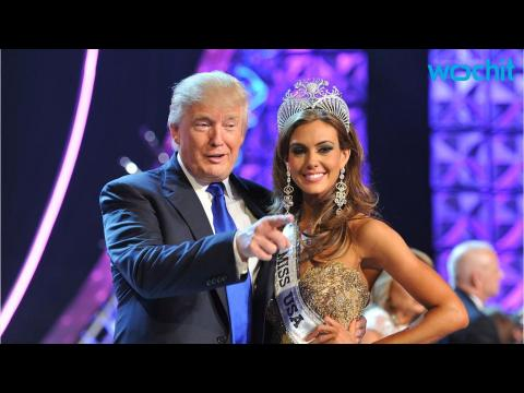 Trump's Miss USA Pageant Finds New Broadcaster After NBC Drops Show