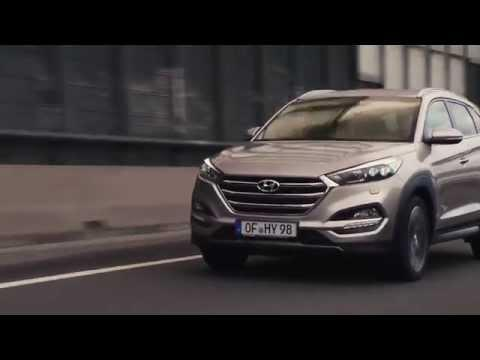 Hyundai Tucson Highlights Trailer | AutoMotoTV