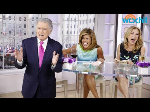 Regis Philbin Named Contributor to 4th Hour of 'Today'