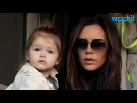 Victoria Beckham Donates Baby's Royal Clothes for Charity