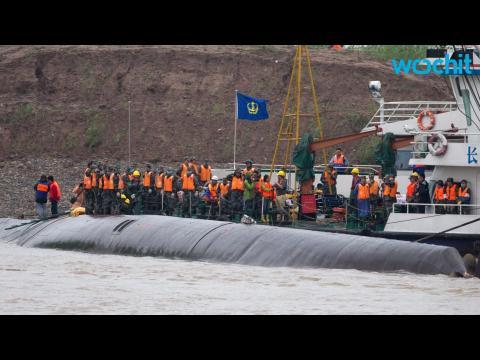 Hundreds Still Missing From Ship Disaster