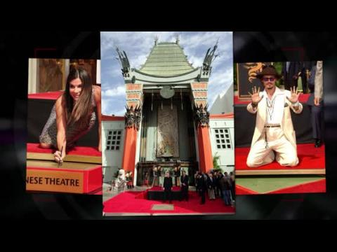 Celebrating The TCL Chinese Theatre's 88th Anniversary