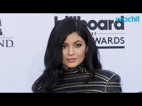 Kylie Jenner Shows Lots of Skin in New Photo Shoot
