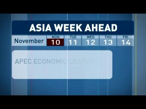 Asia Week Ahead: Beijing rolls out red carpet for APEC