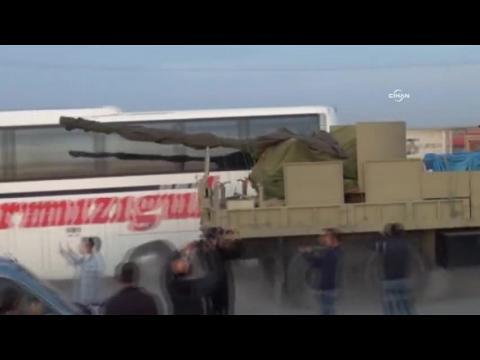Peshmerga in Turkey to join fight for Kobane