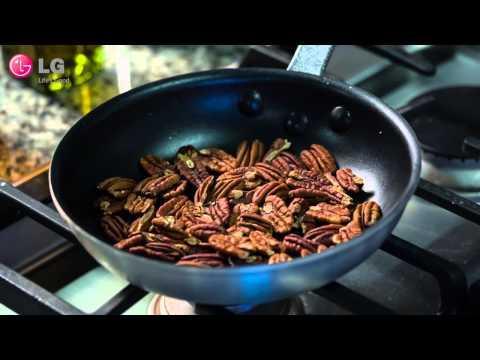 LG Kitchen - Wild Rice & Roasted Beet Salad