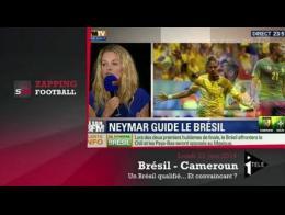 4bbea8413095e Zap Mondial   «Le Brésil porte ses habits de favori»