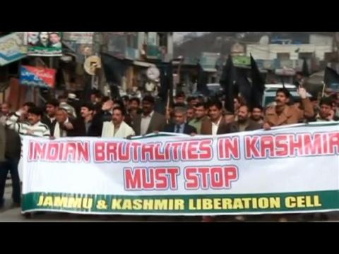 Kashmiris mark Indian Republic Day with protests