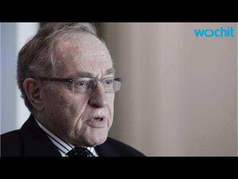 Judge Tosses Out Sex Claims Against Alan Dershowitz