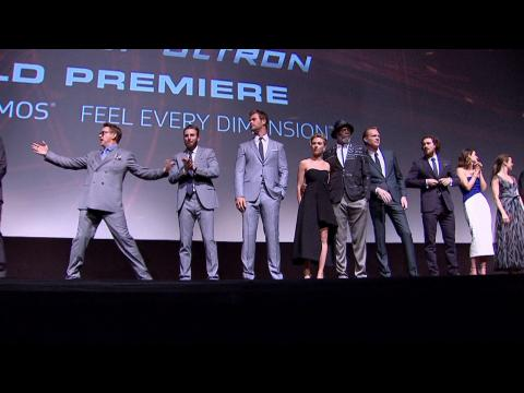 Avengers: Age of Ultron World Premiere Highlights