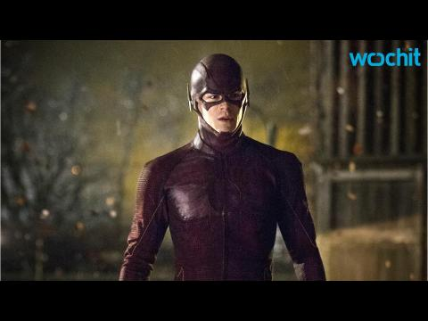The Flash Teaser References The Justice League