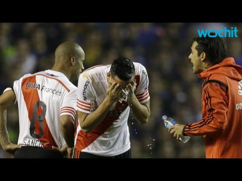 Ugly Soccer Violence Resurfaces at Buenos Aires Derby