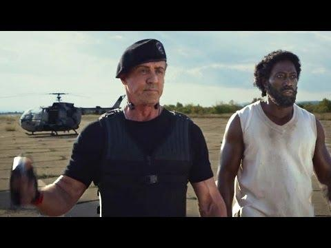 THE EXPENDABLES 3 Official Trailer # 1 (2014)