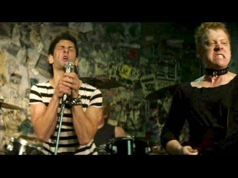 THE DEAD BOYS on Stage - CBGB Movie Clip