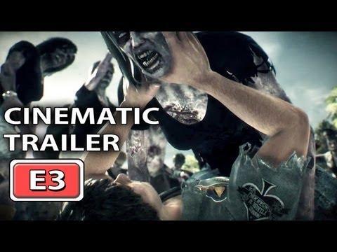 Dead Rising 3 Trailer (E3 2013) Xbox One - HD