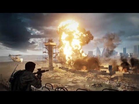 Battlefield 4 Official Cinematic Trailer (HD)