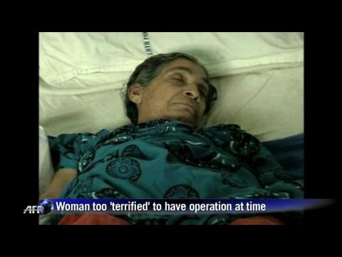 India doctors remove foetus left inside mother for 36 years
