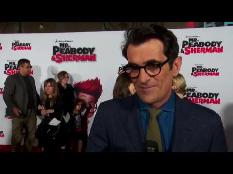 Ty Burrell Talks About Not Being The Perfect Father