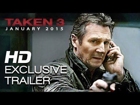 Taken 3 | Official Trailer #1 HD | 2014