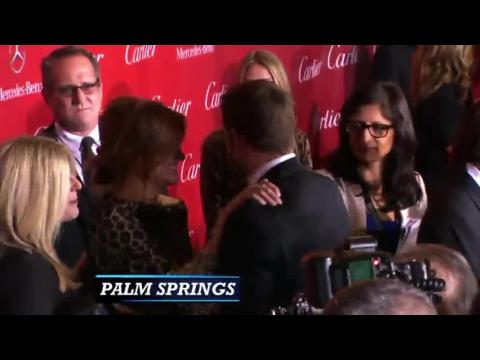 Julia Roberts And Tom Hanks Show Love At Palm Springs Film Fest