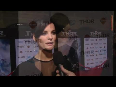 Thor: The Dark World Los Angeles Red Carpet Premiere