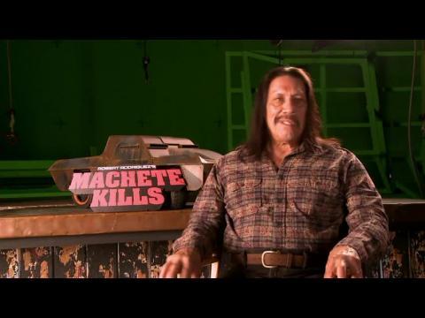 Danny Trejo On Jessica Alba, Michelle Rodriguez, Charlie Sheen, Mel Gibson, Lady Gaga