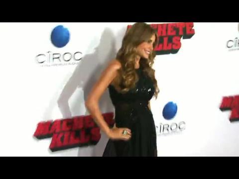 All The Hot And Sexy Stars Come To Machete Kills Premiere