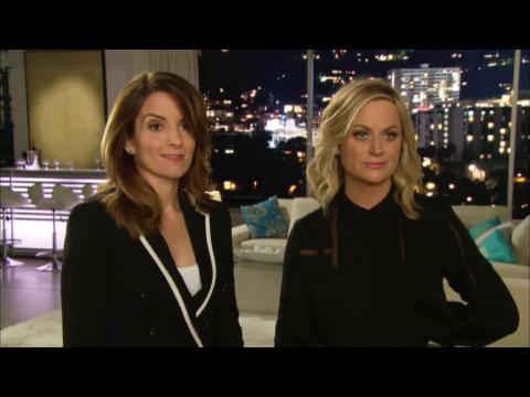 "Amy Poehler, Tina Fey on What Makes The ""Golden Globes"" Special"