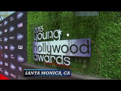 """Selena Gomez Stuns At """"Young Hollywood Awards"""" Among Many Hot Stars"""