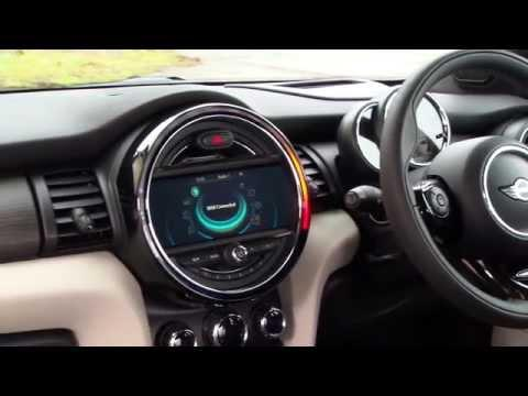 MINI Cooper S 5-door - Design Interior | AutoMotoTV