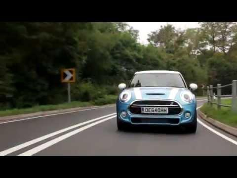 MINI Cooper SD 5 door Driving Video | AutoMotoTV