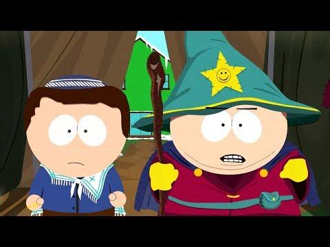 South Park The Stick of Truth Gameplay Walkthrough (13 minutes)