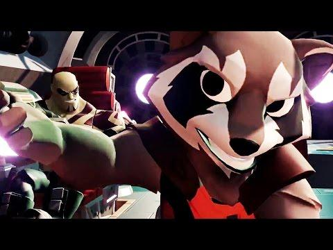 DISNEY INFINITY Guardians of the Galaxy Trailer