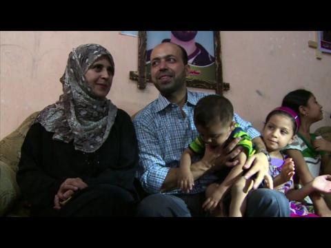 Release of Palestinian prisoner brings joy to Gaza family