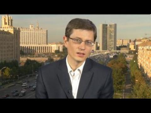 Yaroslav Lissovolik, Chief Economist, Deutsche Bank Russia