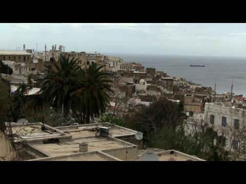 Neglect and decay threaten historic Algiers Kasbah
