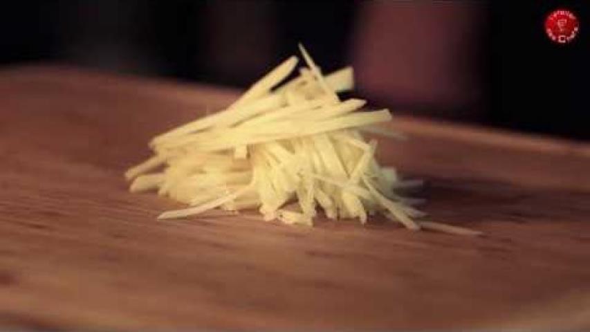 comment préparer du gingembre : technique de cuisine