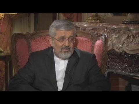 Ali Asghar Soltanieh, Iran Ambassador for the International Atomic Energy Agency