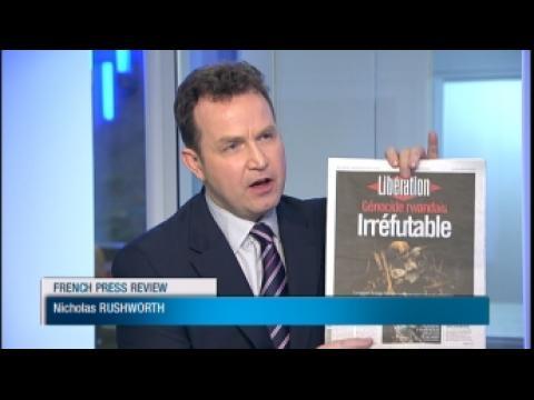 Rwanda genocide report: 'irrefutable'