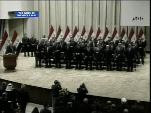 Iraq: new government approved