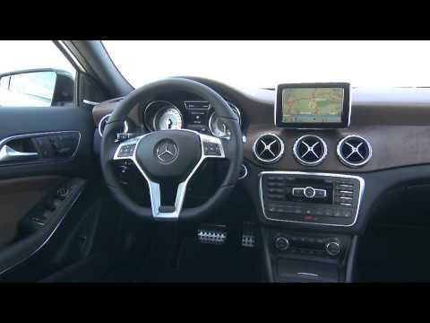 Mercedes-Benz GLA 250 4MATIC cirrus white - Design   AutoMotoTV