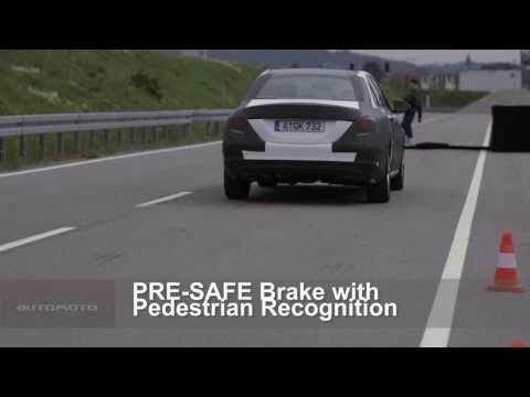 The new Mercedes-Benz C-Class - Testing | AutoMotoTV