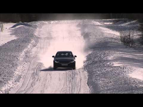 The new Mercedes-Benz C-Class - Winter Testing | AutoMotoTV