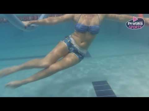 Aquagym - How to Do Abdominal Exercises