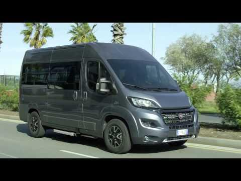 Fiat Ducato 4x4 Expedition at the 2015 Düsseldorf Caravan ...