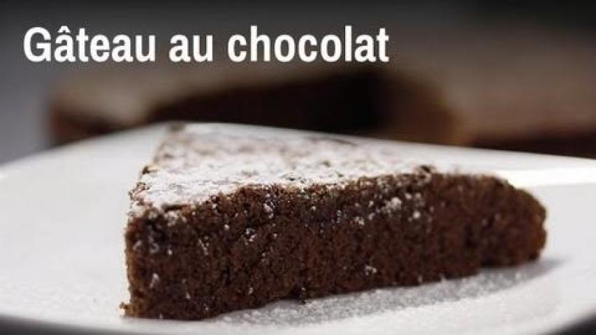 Gateau Au Chocolat Cuisineaz