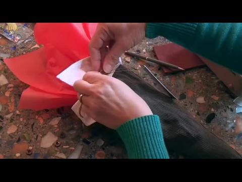 fabriquer un coussin avec un vieux pull sur orange vid os. Black Bedroom Furniture Sets. Home Design Ideas