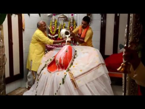 Hindus gather in Amritsar to celebrate Diwali festival