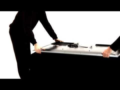 LG Smart TV - Unpacking & Accessories