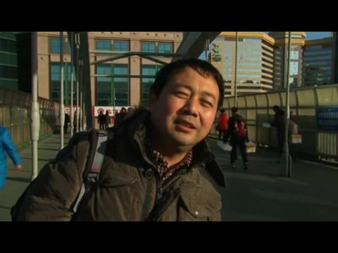 Millions of Chinese return home for Lunar New Year